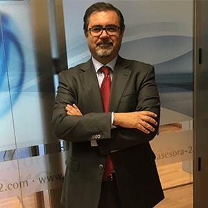 Fernando Martínez, socio administrador de Asesora2