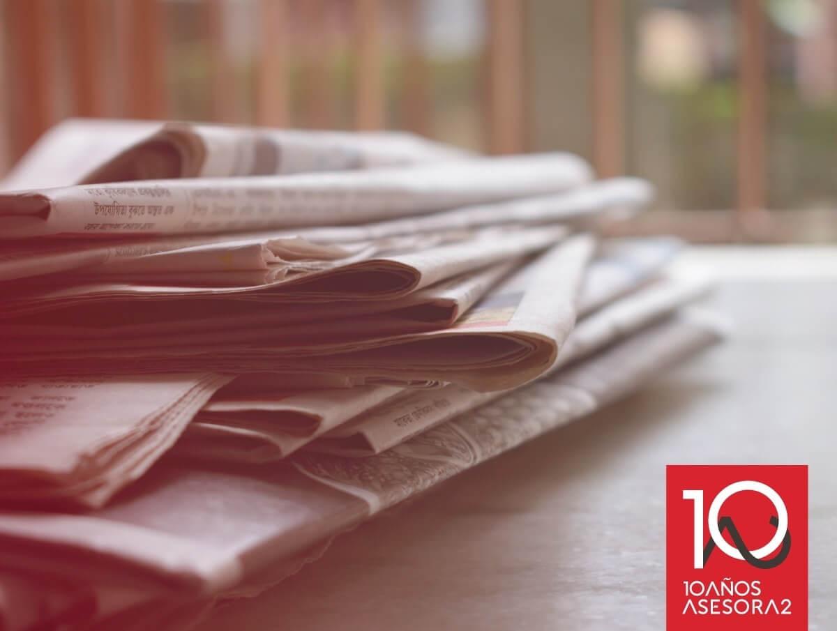 Boletín de noticias con consejos de su asesor