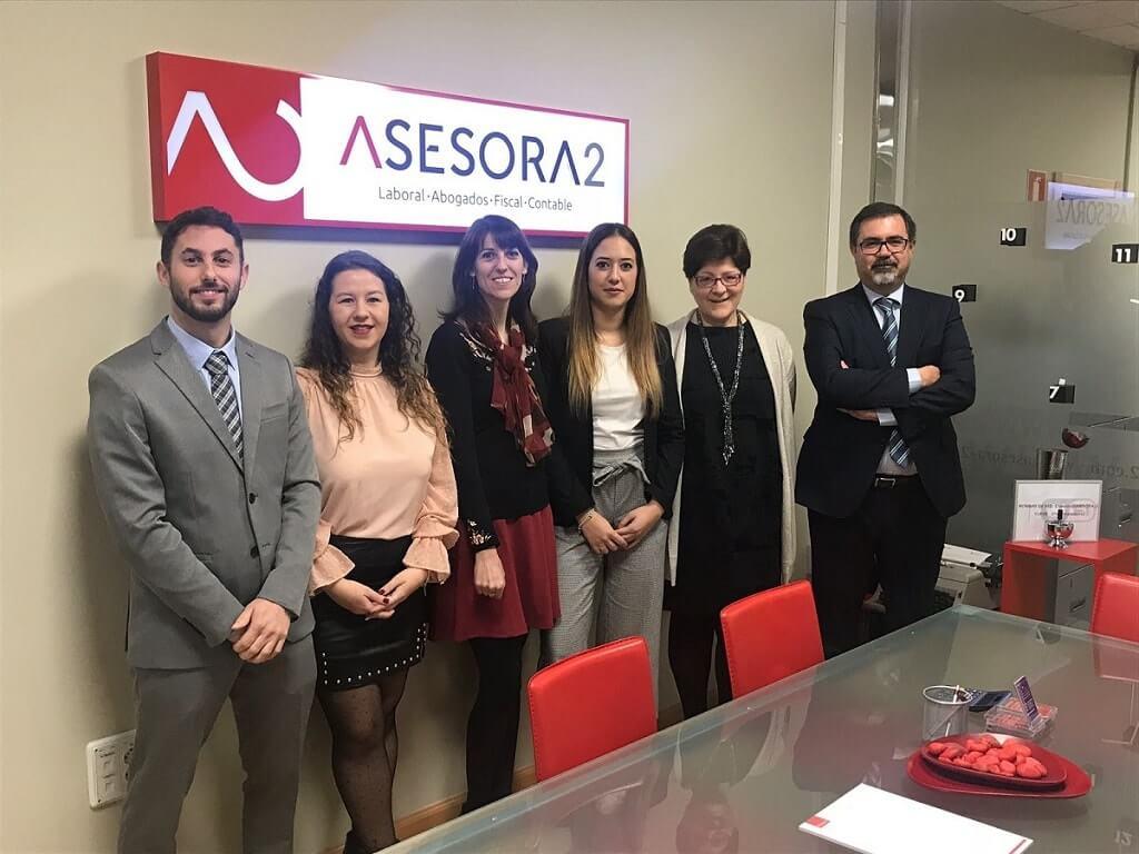 Equipo de Asesora2, asesores expertos en Granada