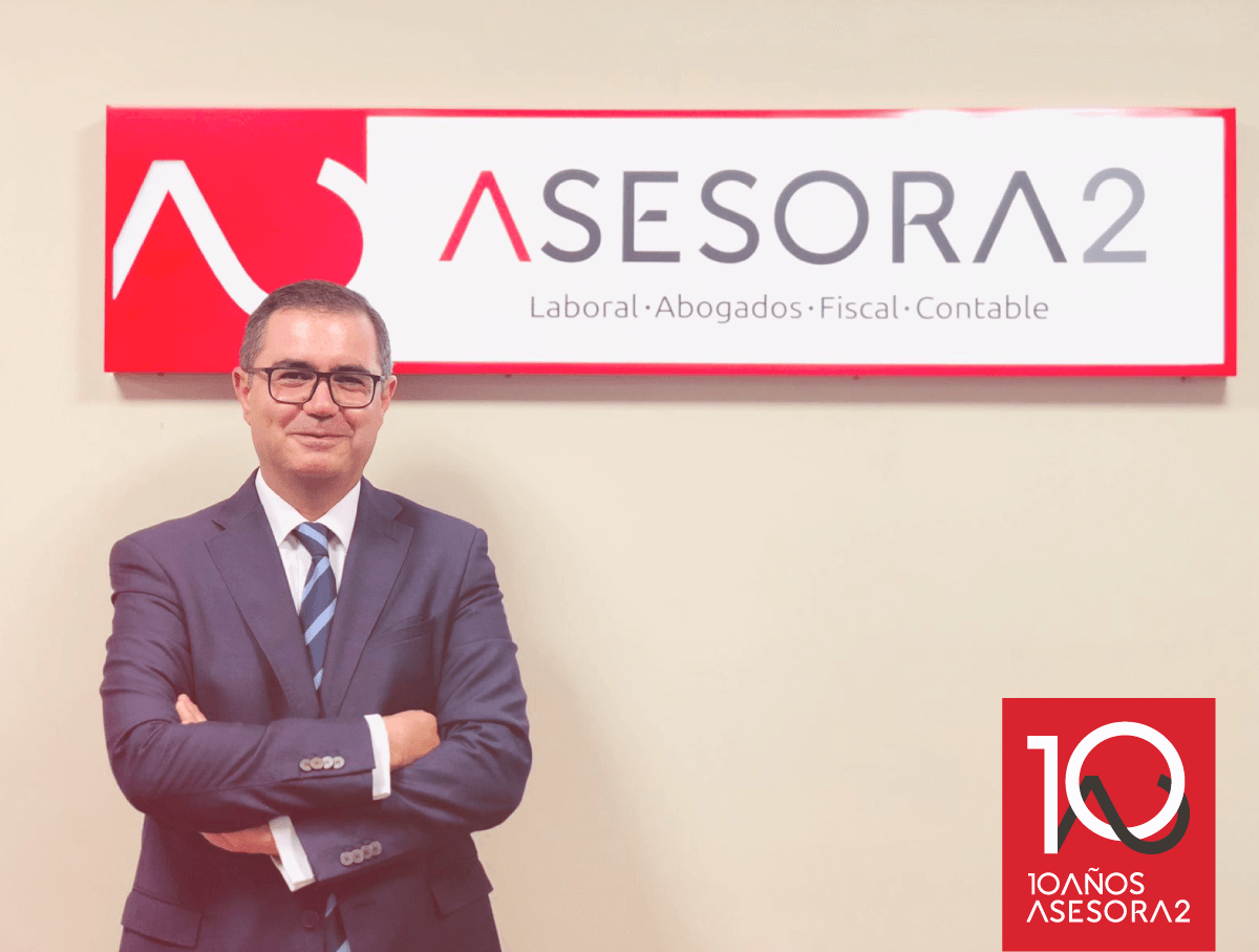 Fernando Martínez, socio administrador y fundador de Asesora2