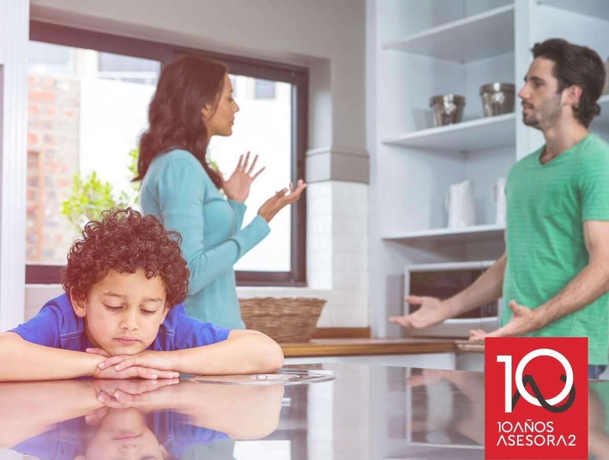 Divorcio con hijos, qué se puede pactar con tu expareja